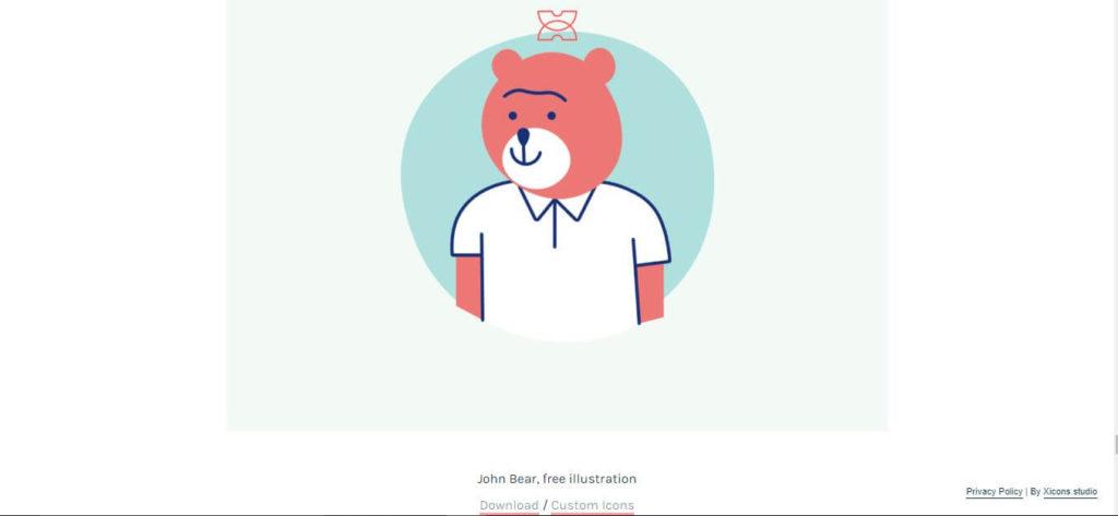 Xiconの画面イメージ